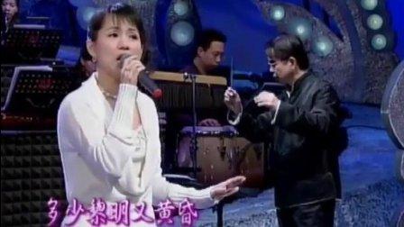 情难枕 水上人 蔡幸娟 台湾望春风综艺片段
