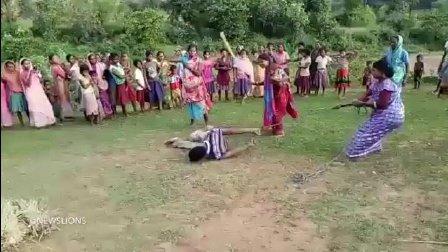 性侵幼童的强奸犯在印度是这个下场