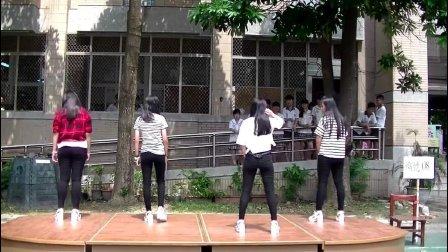 高中女学生跳很火的《Worth it》舞蹈, 你们是哪个班的