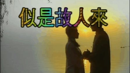 梅艳芳-似是故人来 不可不听的好歌9