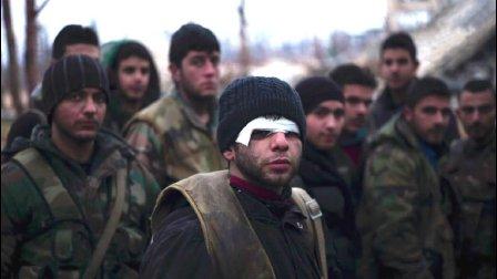 战火锤炼: 刚刚全面解放时的阿勒颇千面像