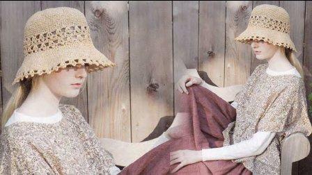 第 79辑 淑女款 棉草拉菲草帽
