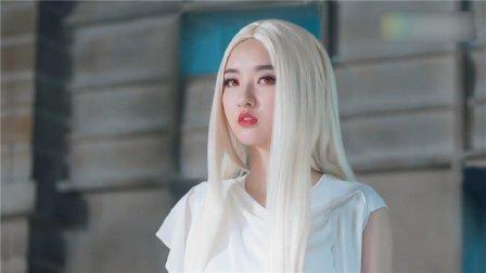 《超星星学园》傻白甜女主成功黑化,变身白发魔女战斗力简直秒杀