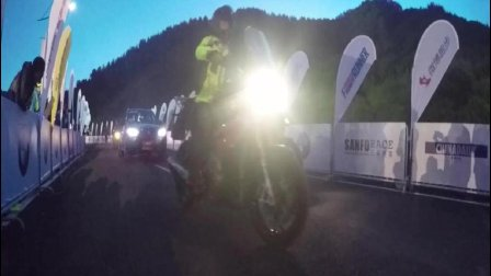 2017 BMW H2C越山向海人车接力赛