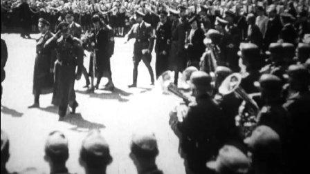 这个从来不向希特勒行纳粹礼的普通德国人, 你说他是不是勇士?