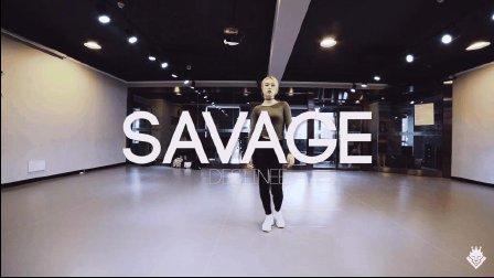 """TOPKING韩国签约导师YURI暑假第二期课程""""SAVAGE - DESTINEE"""""""