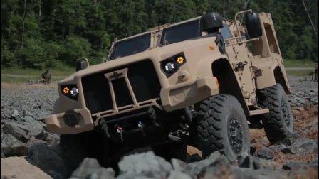 悍马替代品? 美国海军陆战队的轻型战术越野车亮相测试