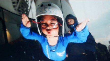 【6岁】7-1哈哈在量子号甲板飞行IFLY,风洞体验完整版IMG_3408