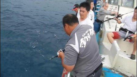 断杆也要钓起百斤大鱼