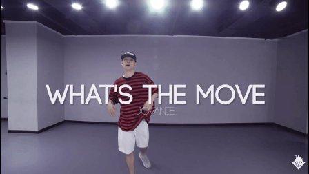 "TOPKING 小海老师暑假第四期课程""What's The Move - Jovanie"""