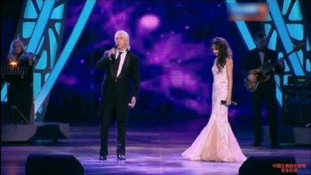 音乐无界: 一场堪称完美的演出: 阿伊达·加里富林娜 & 霍洛斯托夫斯基合唱忧郁的天使