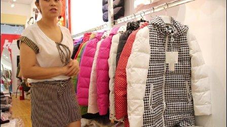 时尚冬装尾单白鸭绒羽绒服走份100件一份