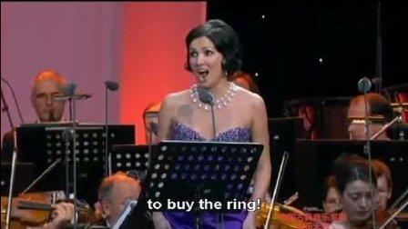 音乐无界: 沉鱼落雁的面容: 俄罗斯女高音安娜涅特里布科-亲爱的爸爸