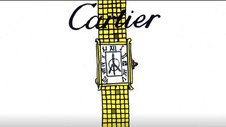 卡地亚庆祝TANK腕表诞生100周年 - 系列视频6