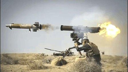 破甲能力令人乍舌! 全球五大反坦克导弹超清演示