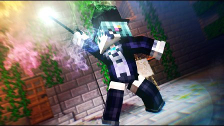 你见过Minecraft版的MMD吗?