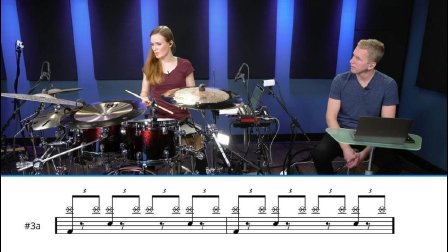 Anika Nilles- Grooves & Fills from 'Pikalar' - Full Drum Lesson (Drumeo)