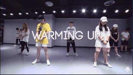 "TOPKING小海老师暑假第五期课程""Warming Up - Geovarn"""