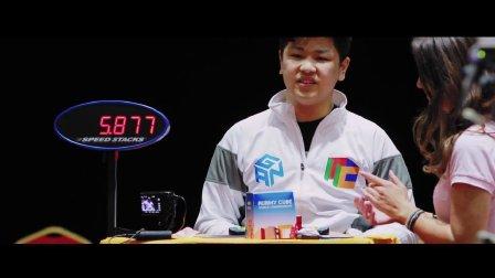 Max Park从自闭症到魔方世界冠军
