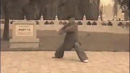 民间八卦掌传人演练的子午鸳鸯钺, 俊秀飘逸而不失沉稳, 这需要多少年才能练得出来!