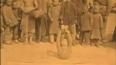 真正的童子功! 1910年代拍摄的儿童练功影像, 难得一见!