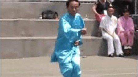 山西榆次形意拳传人田宏伟先生演练的形意合一, 看看练的如何?