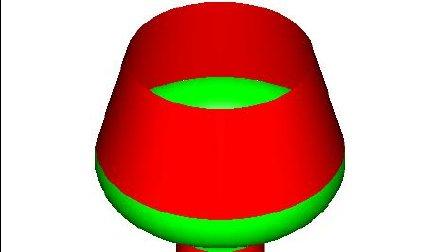 MasterCAM9.1如何绘制旋转曲面