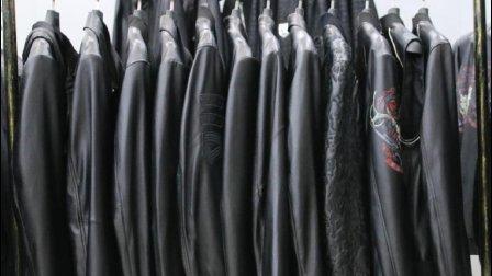 汇美女装批发-时尚冬装新款男士绵羊皮面料皮衣10件起批--714期