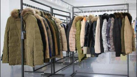 《致野》品牌男款冬装羽绒服50件起65元一件