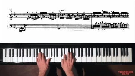 音乐无界: 钢琴家别样弹奏《巴赫前奏曲和赋格》, 不一样的风格, 不一样的体会!