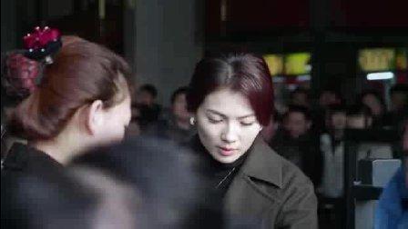 刘涛太大意, 临进车站儿子被人抱走了