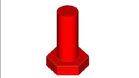 MasterCAM9.1拉伸实体造型方法及参数设置