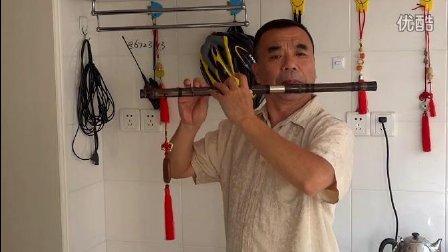 张永纯先生, 笛子独奏《梦驼铃》, 宛如天籁之音!