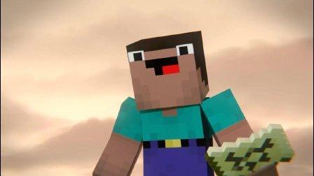 别碰! (我的世界Minecraft动画)