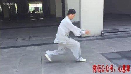 上海心意六合拳传人武亮先生演练虎形视频
