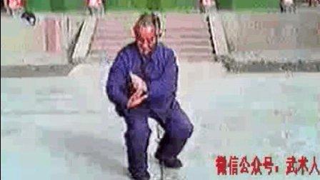 早年拍摄的老拳师们演练的赵堡太极拳视频, 这门古老的太极拳确实有与众不同的特点!