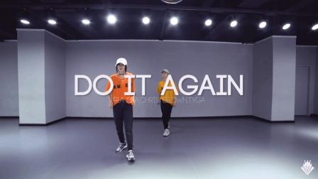 "TOPKING海与叶子编舞""Do It Again"""