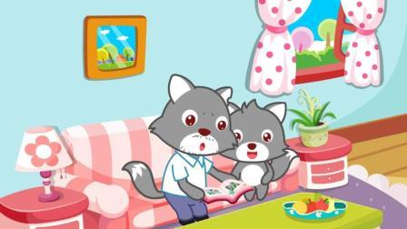 猫小帅儿歌 第225集 小时候