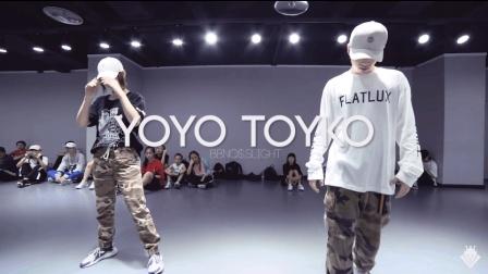 "TOPKING海与叶子小海编舞""Yoyo Toyko"""