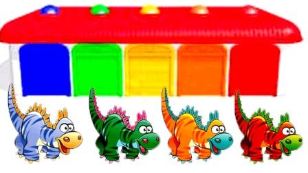 小猪佩奇恐龙玩具 粉红猪小妹过家家
