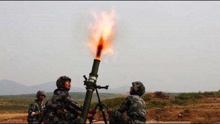 中国已经把迫击炮玩出花了 在这一领域没有对手