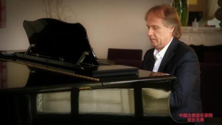 音乐无界: 著名钢琴家理查德·克莱德曼弹奏《水边的阿狄丽娜》, 耳朵要怀孕!
