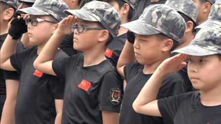 观澜湖特种兵夏令营让孩子体验军营生活