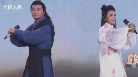 [央视主播影像]尼格买提、管彤~演唱歌曲《铁血丹心》