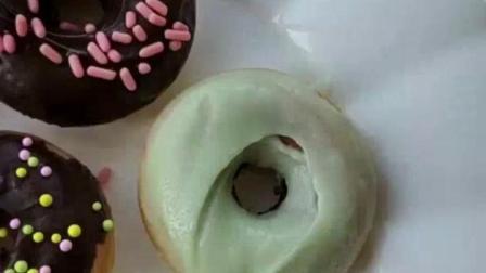 自制甜甜圈第二篇