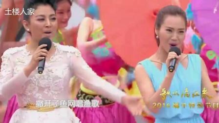 央视[歌从漓江来]歌舞《大地飞歌》 演唱: 扎西顿珠 云飞 阿鲁阿卓 云朵