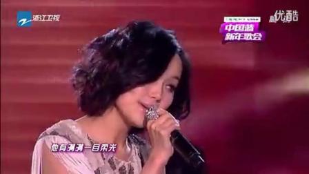 转音歌姬 黄龄《痒》 浙江卫视2012 MV 高清