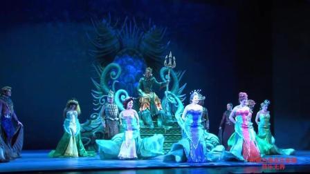 音乐无界: 迪士尼音乐剧《小美人鱼》超萌女主角, 歌也特别棒!