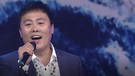 央视现场 刘大成实力演唱《神马》