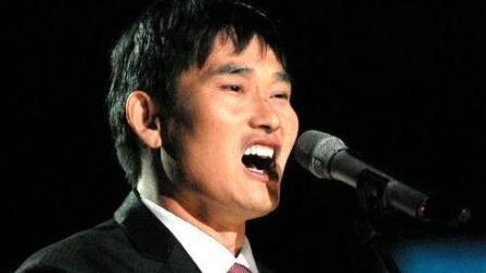 朱之文唱这歌, 有人怀疑是杨洪基的原唱, 央视现场版来了